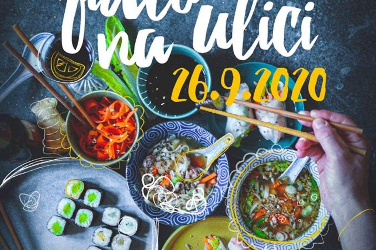 Jídlo na ulici - zábřežský food festival