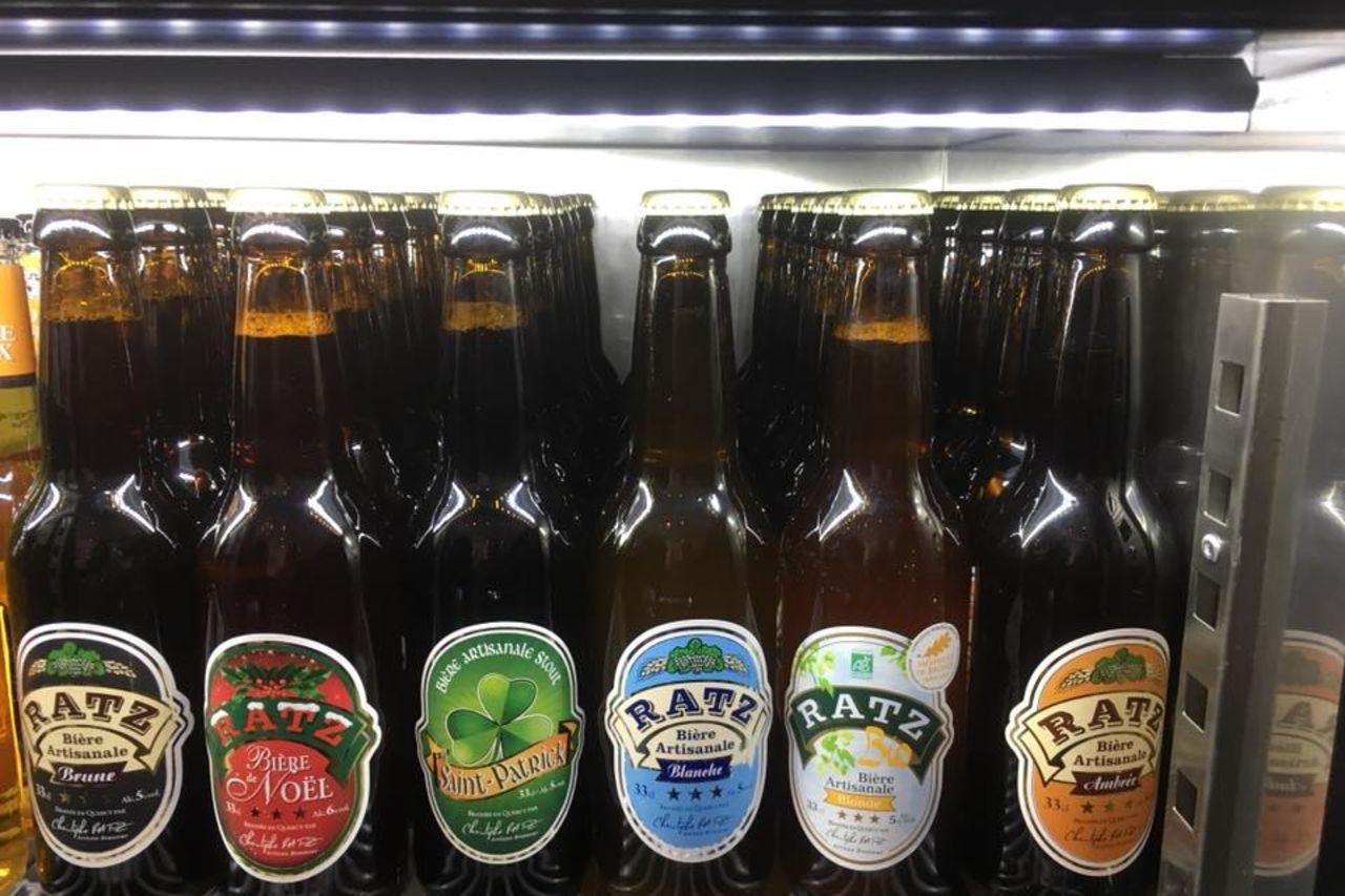 La RATZ, bière artisanale