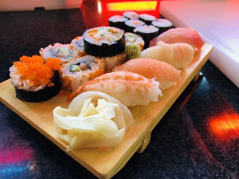 Ein Sushi Mix der Sie verzaubern wird!