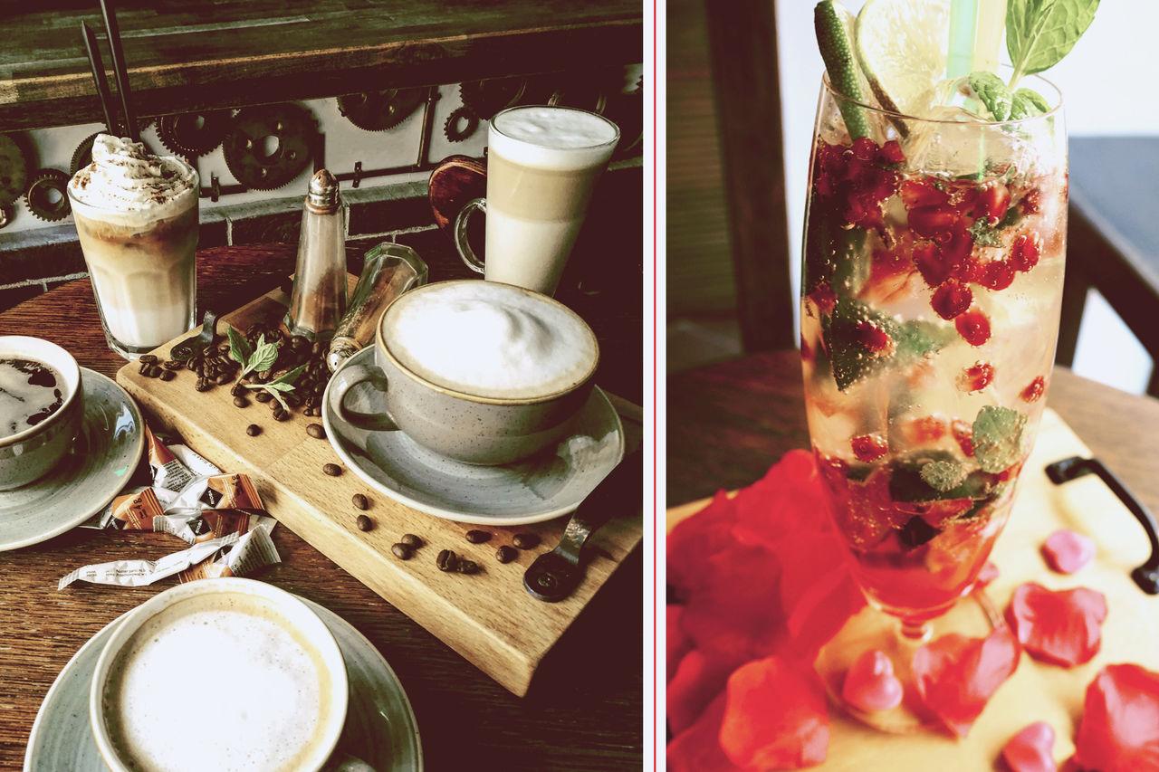 Aromatyczna kawa, rozgrzewająca herbata czy craftowe piwo?