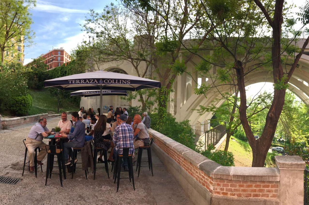 """""""La Terraza del Viaducto"""""""