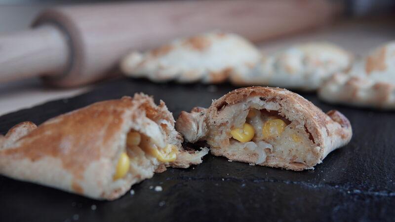 Empanada Humita (maíz)