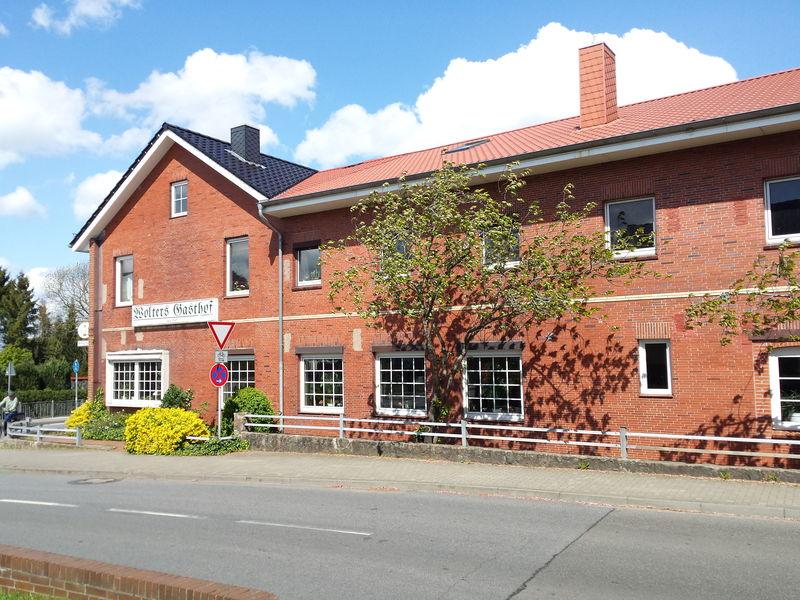 Wolters Gasthof von 1787 Glückstädter Str.3 24576 Weddelbrook Gastliches Haus 2017
