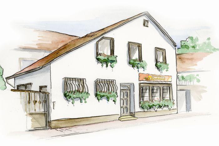 weinstube zur keschdedell restaurant bad d252rkheim