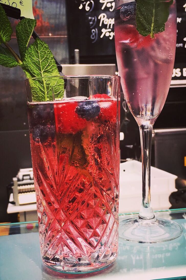 Cocktails Mediteraneos