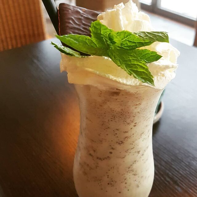 Mint-Chocolate-Milkshake
