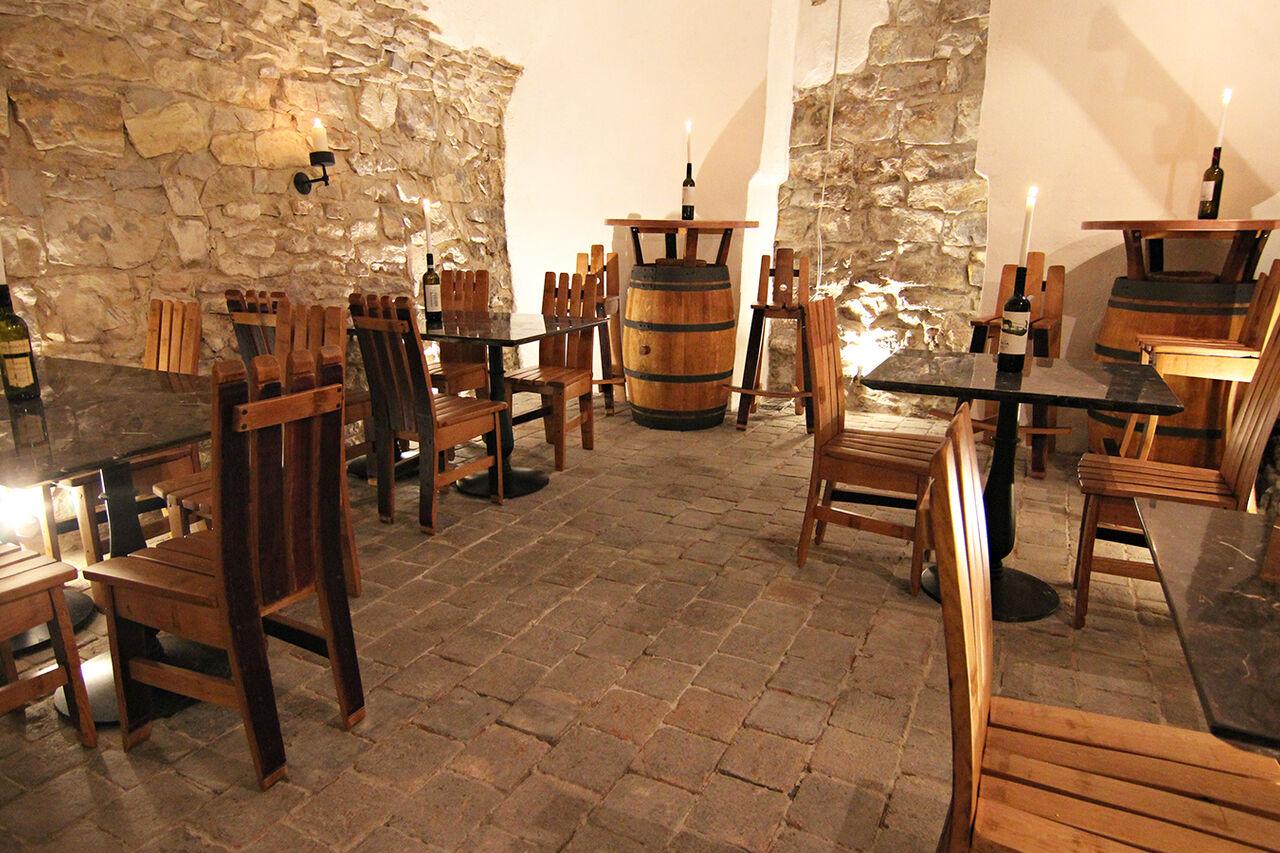 Vinný sklípek ze 13. století