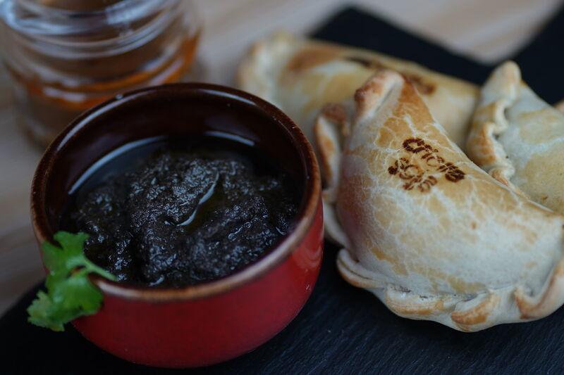 Empanada Criolla de Soja