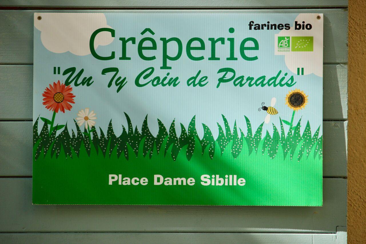 la place Dame Sibille un Ty Coin de Paradis dans le centre ville de Toulon