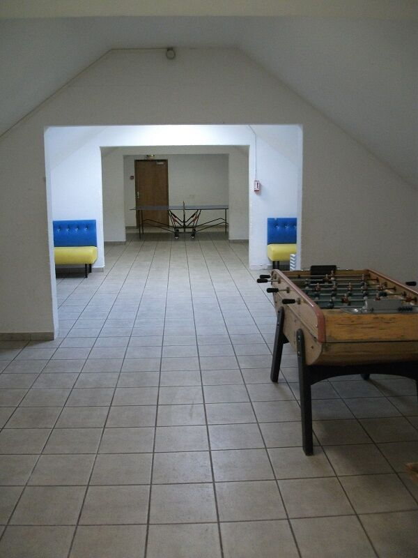 Salle d'activités bât. principal