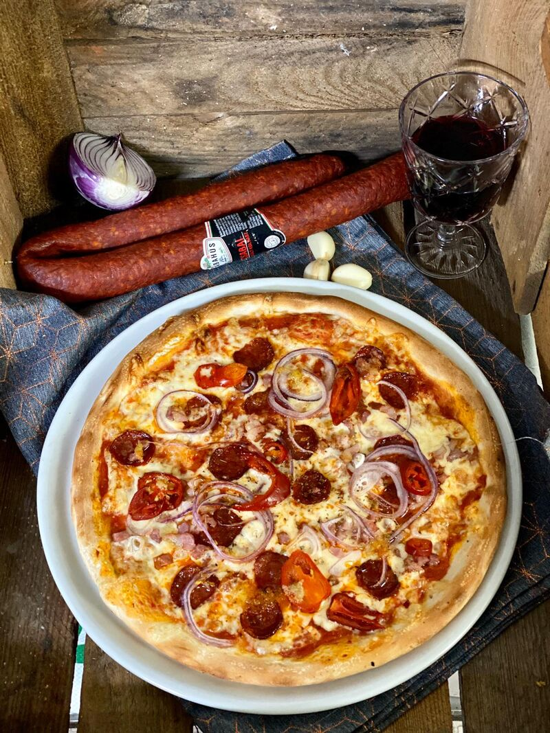 Pizza Ungherese