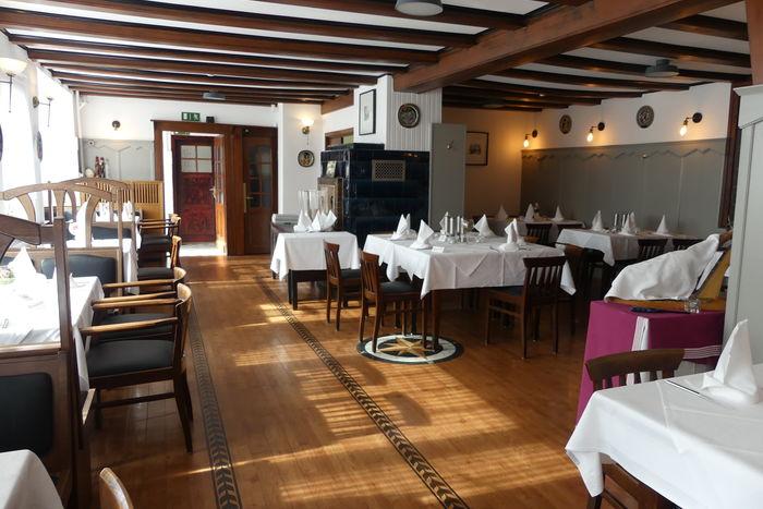 Restaurant Ive Mikelic im Hause \