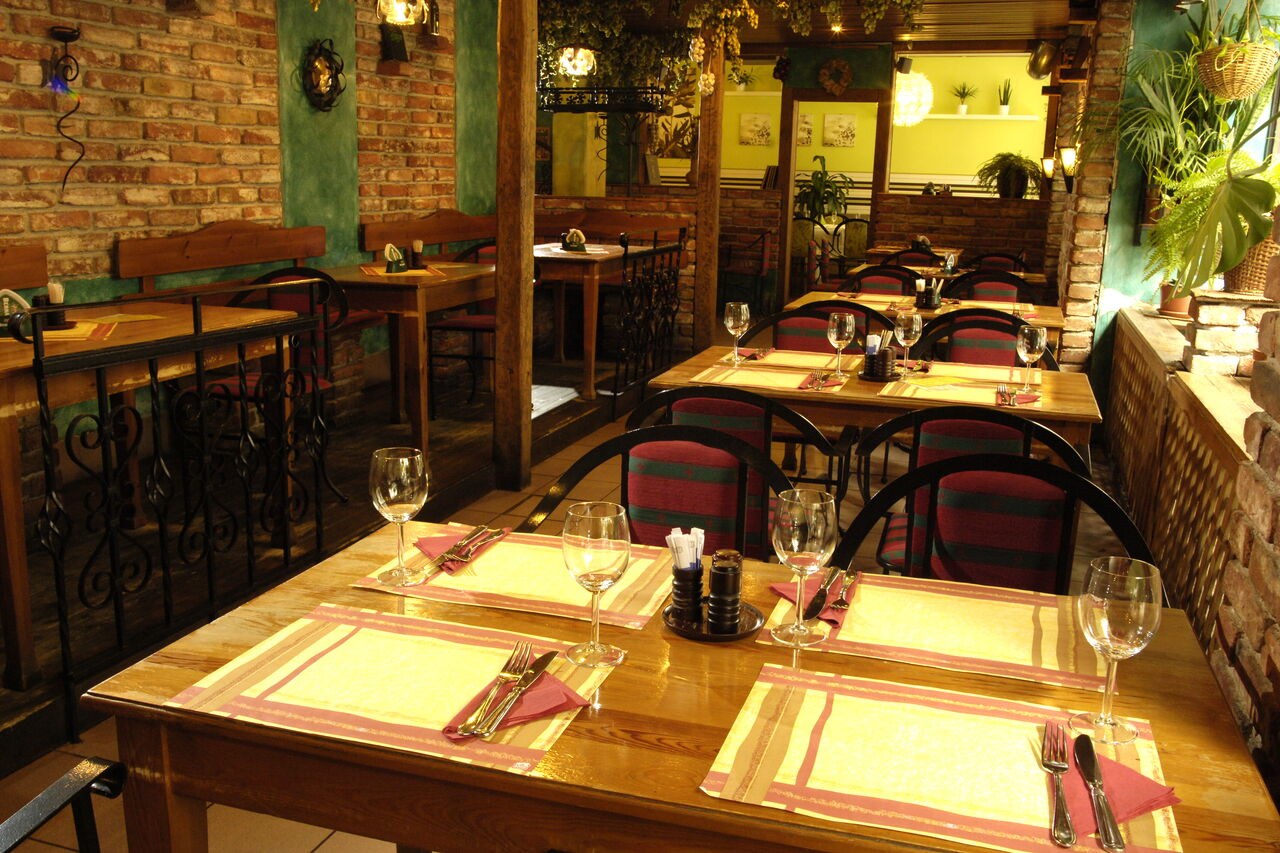 Tradiční česká restaurace