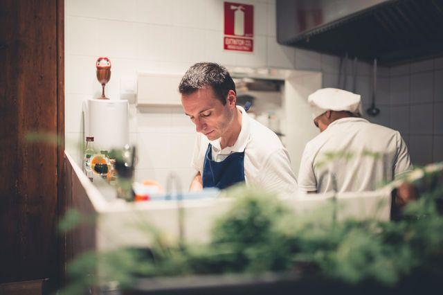 Nuestro chef, Alfonso García