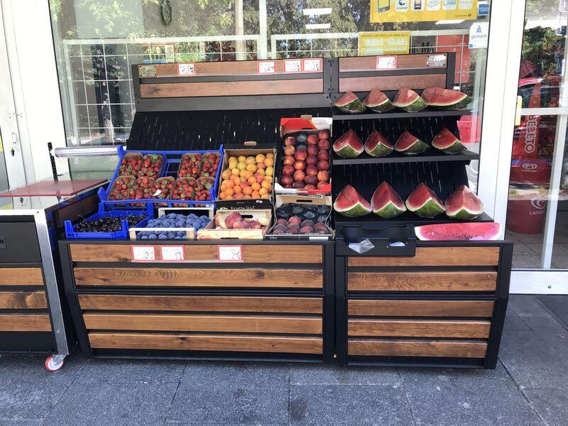 Noch mehr Obst!