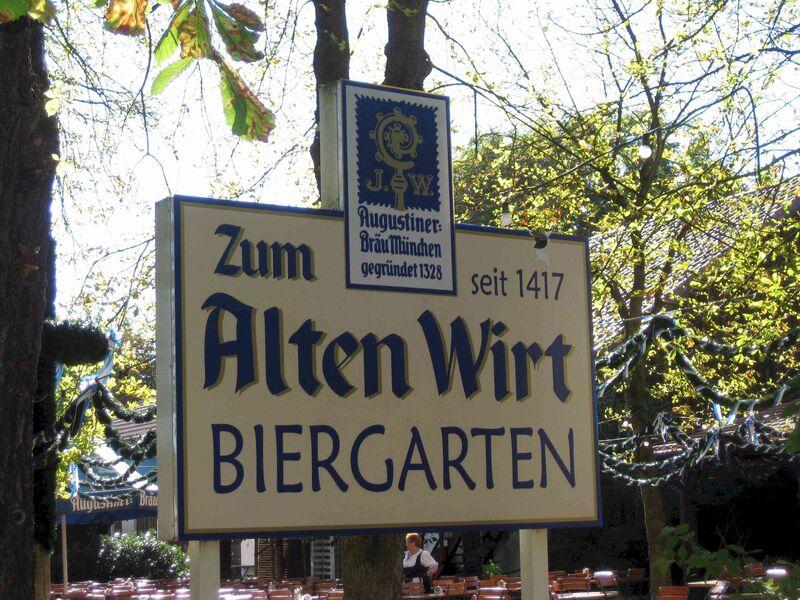 Zum Alten Wirt Von Obermenzing Munchen German Cuisine Near Me Book Now