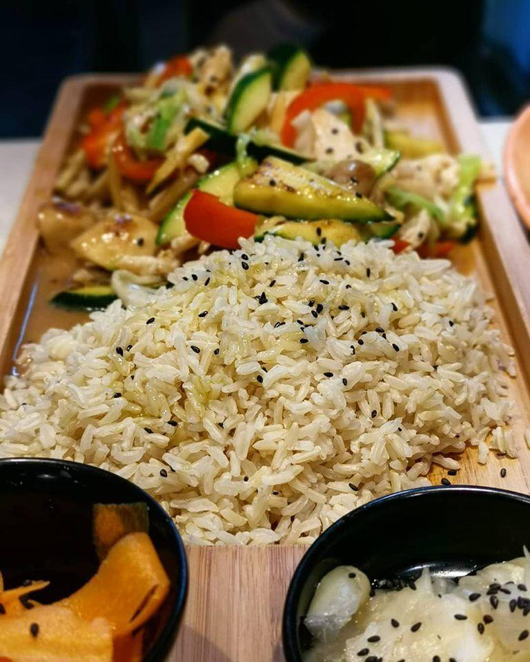 Health in style in Split - Wok chicken