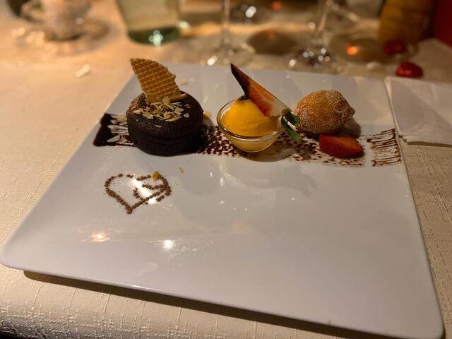 Valentinstag Dessert 2020