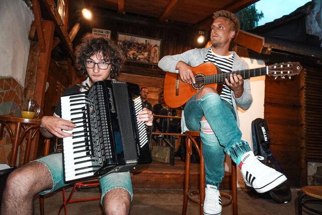 Adam Dunka & Lukáš Holý