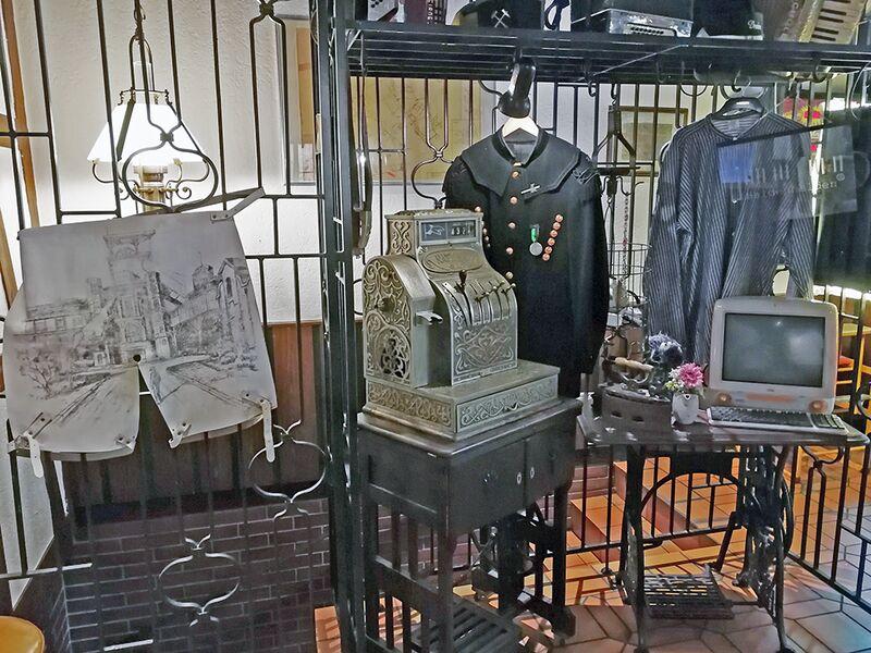 Unser kleines Museum....