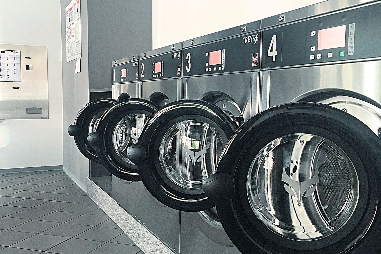 Unsere Waschmaschinen von 7-16 kg Preise von 2,50€ - 10€