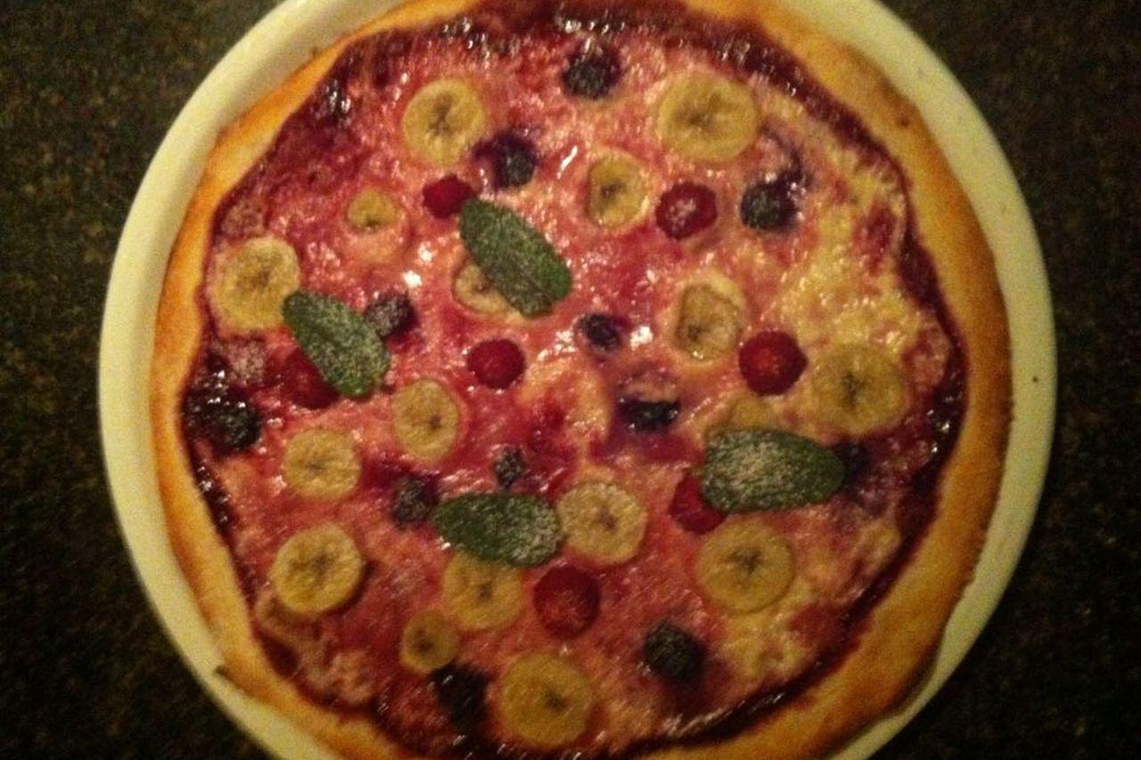 Die Süße Pizza