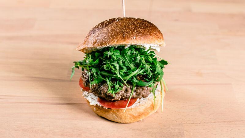 Purger Burger 2 (s kremom od tartufa)