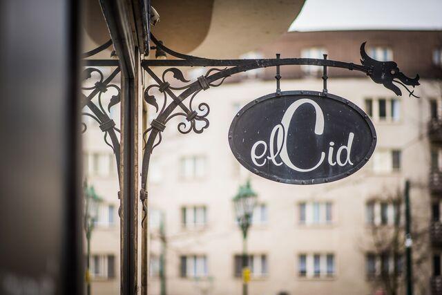 Restaurante el Cid, bar de tapas