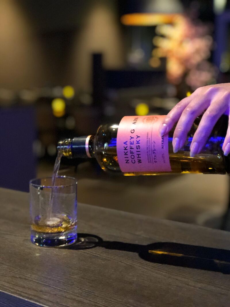 Exclusieve Japanse whiskey