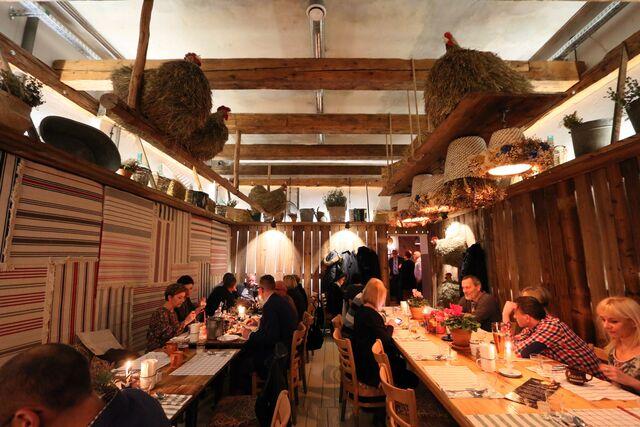 Kurnik - tak nazywamy tę salę :)
