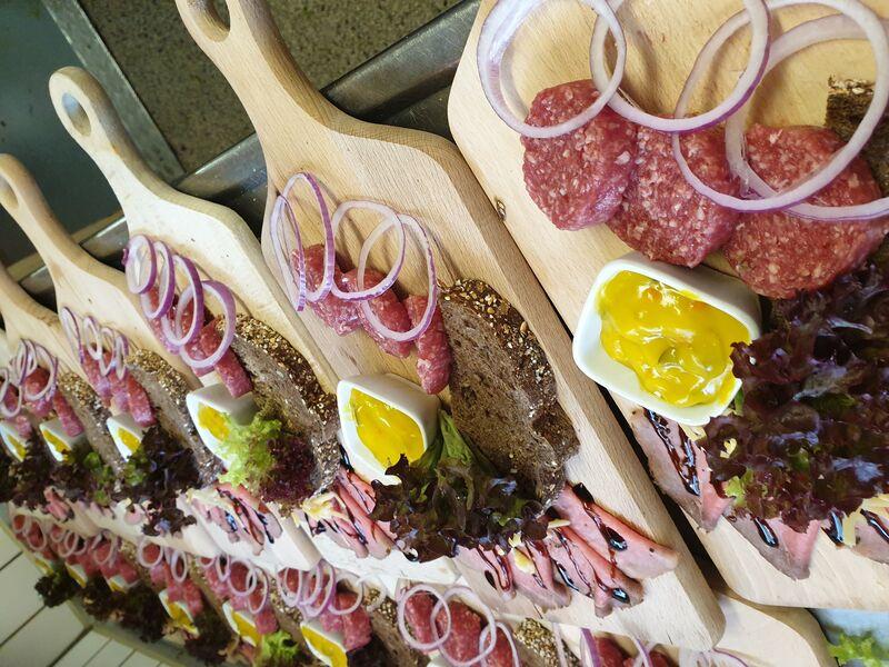 Voorgerecht vlees
