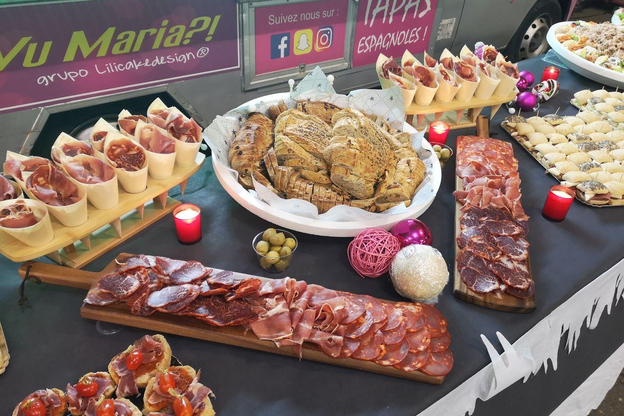 Pensez à réserver vos repas de fin d'année 2019