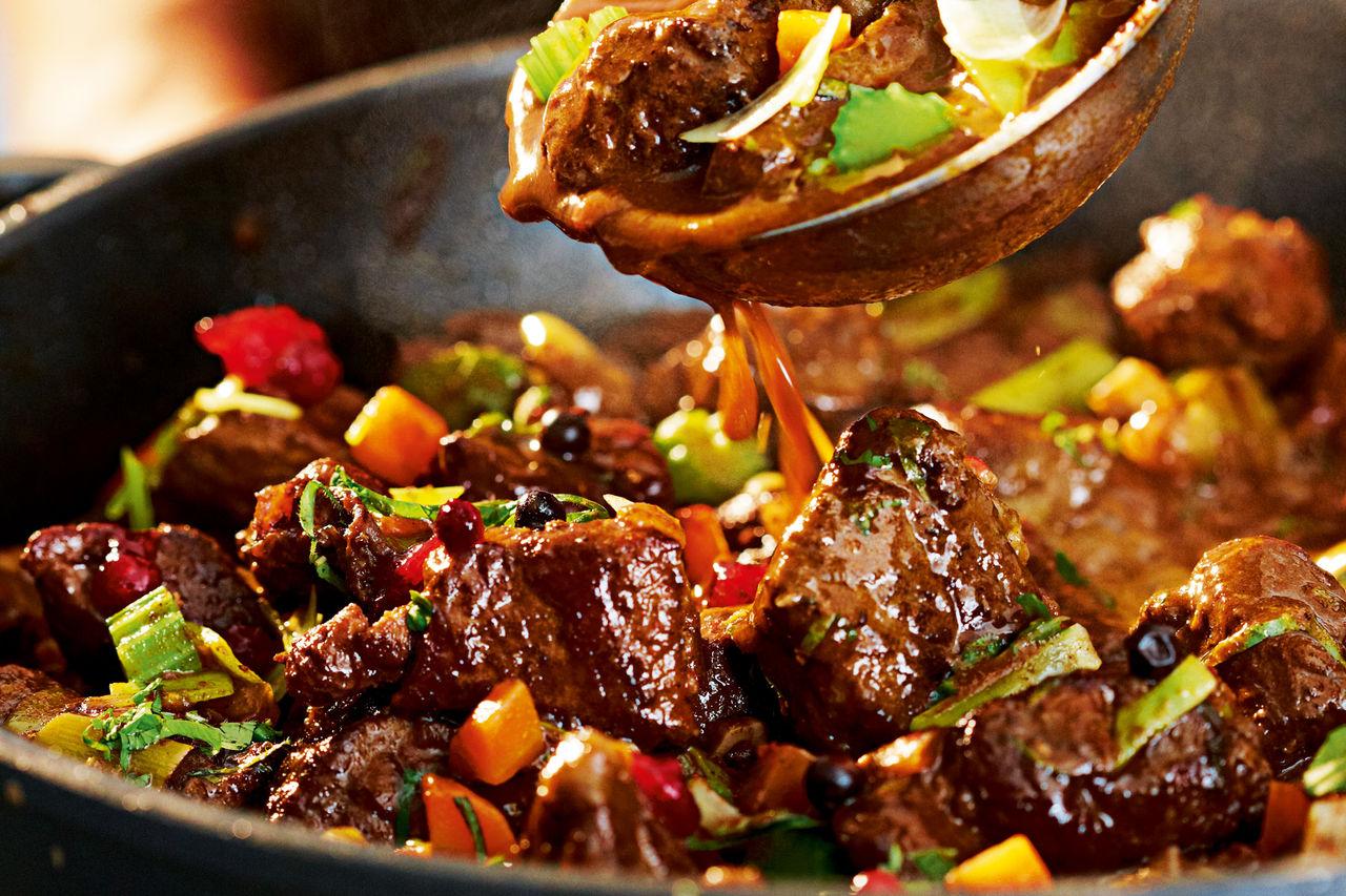 Mittagsmenü inkl. Gemüsesuppe