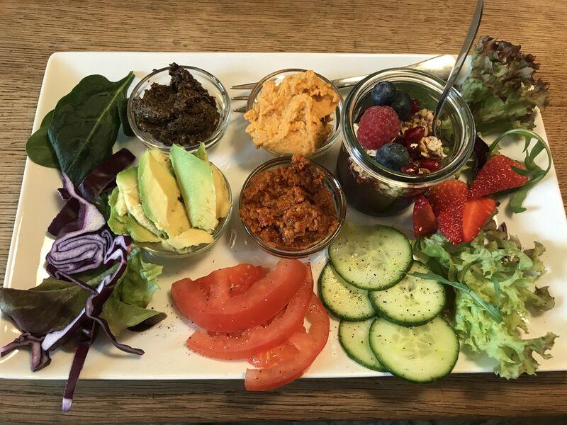 Four Seasons Breakfast (vegan)