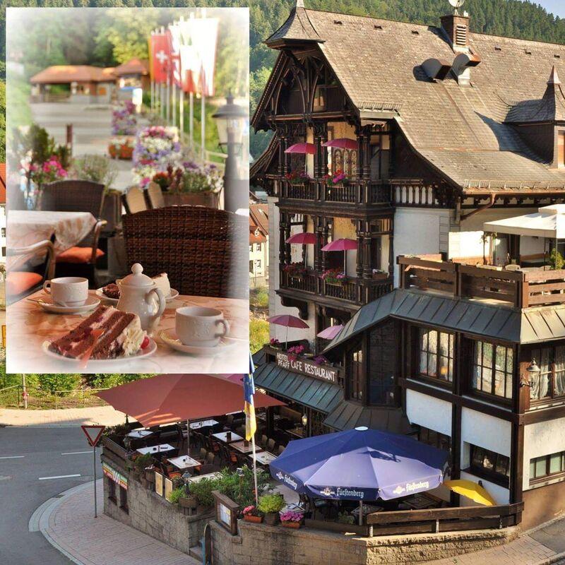 Das Hotel-Restaurant Pfaff in 78098 Triberg empfängt seine Gäste aus nah- und fern seit 1882 und in fünfter Generation