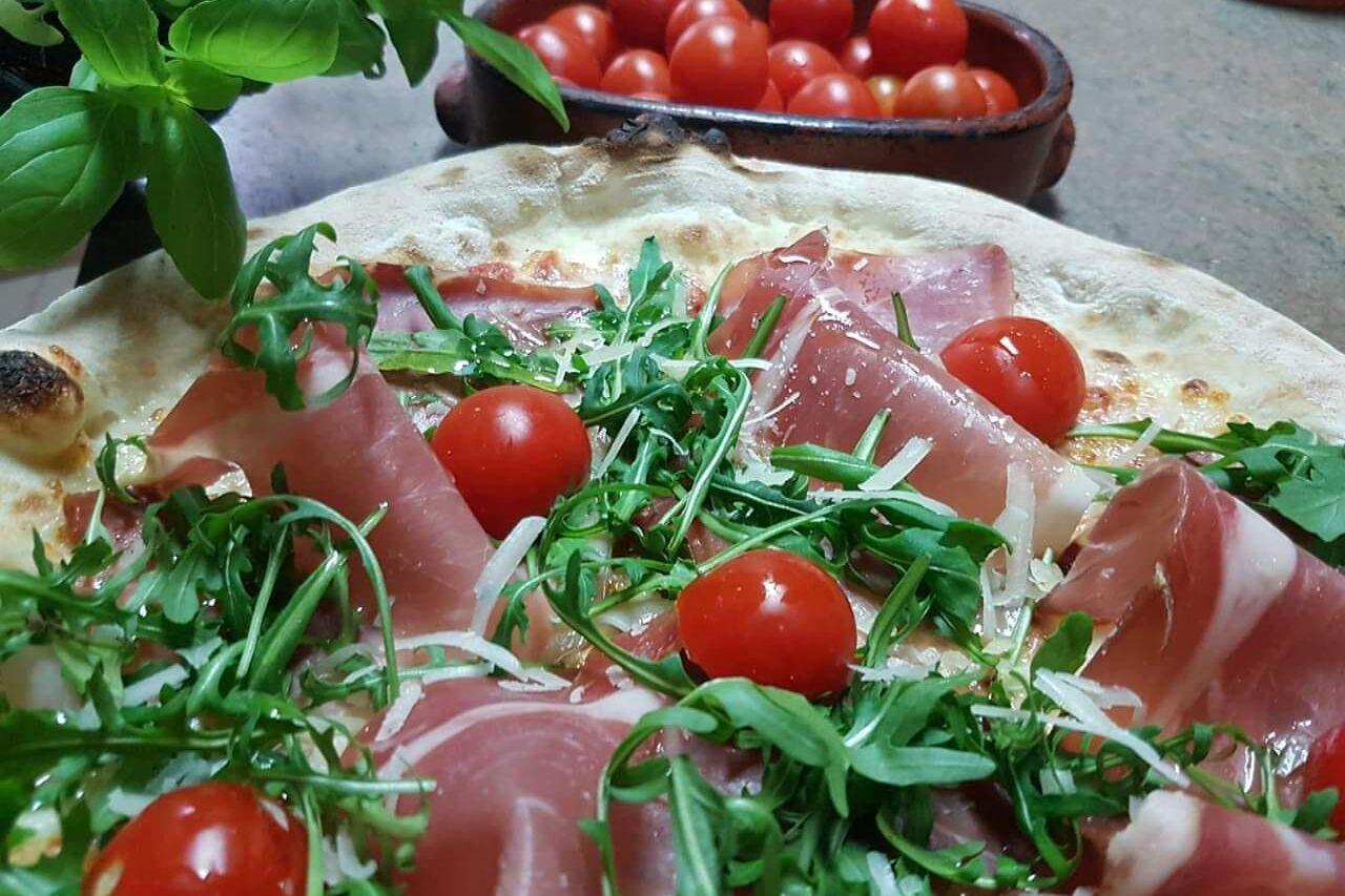 Pizze iz krušne peći