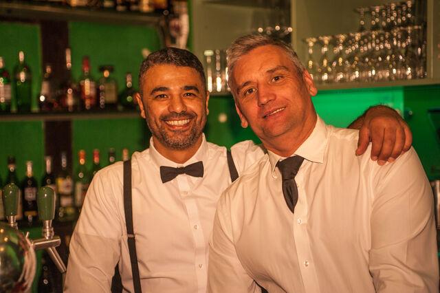 Bartender & Friends