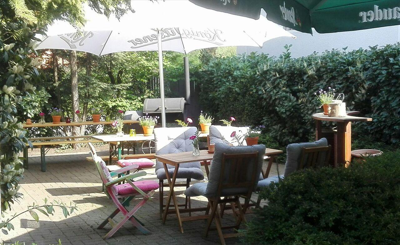 der wahrscheinlich schönste Hofgarten im Ruhrpott!