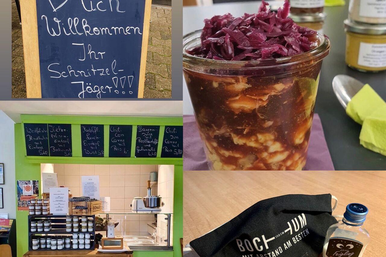 Kulinarische Schnitzeljagd durch Bochum