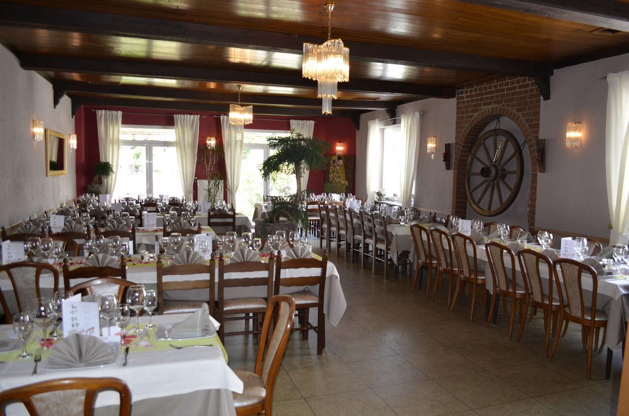 Feste, banchetti e Buffet...per 80 Persone a sedere