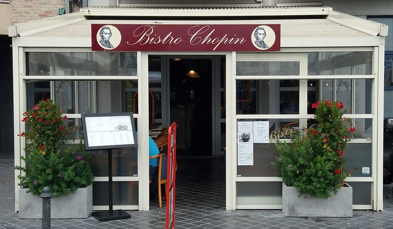 Bistro Chopin, visserskaai 13 Oostende