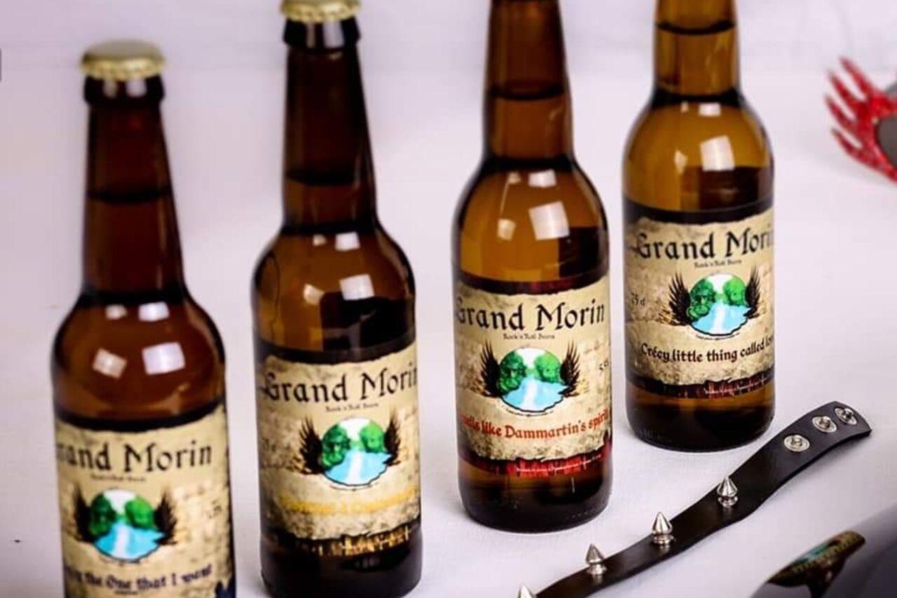 Les bières de la Brie s'invitent au Treize