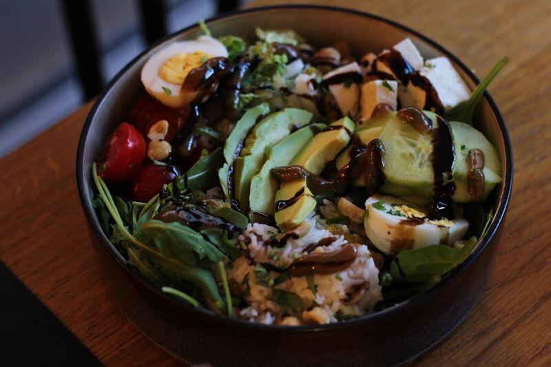Les salades composées
